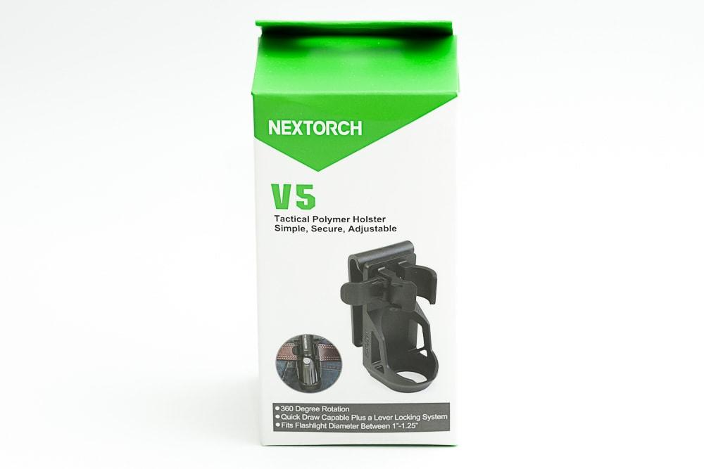 nextorch v5 holster box