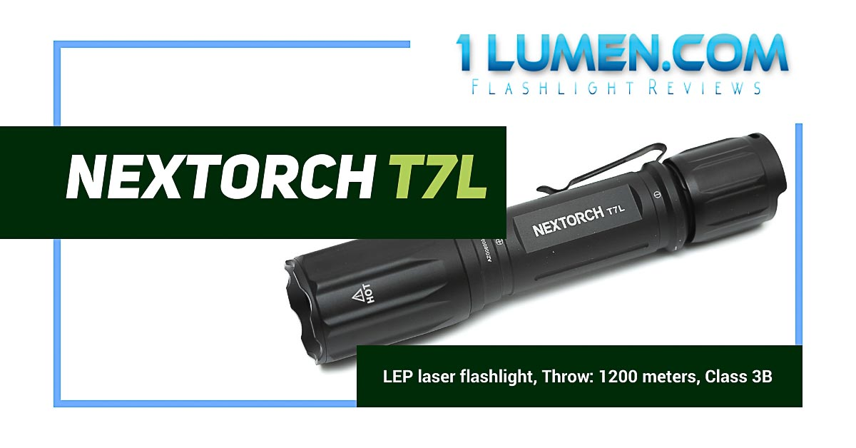 nextorch t7l review