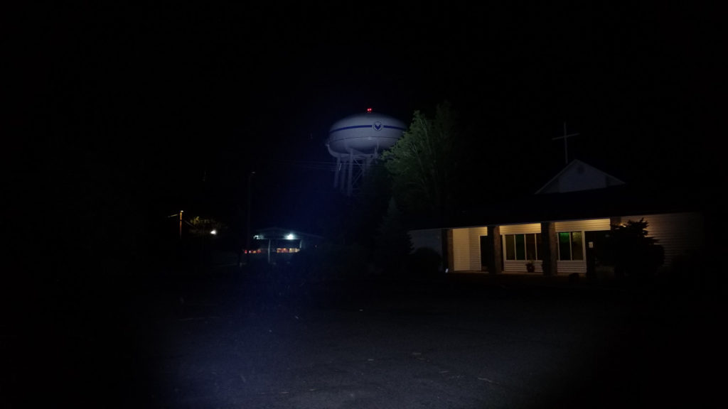 Nightwatch NI03 beam