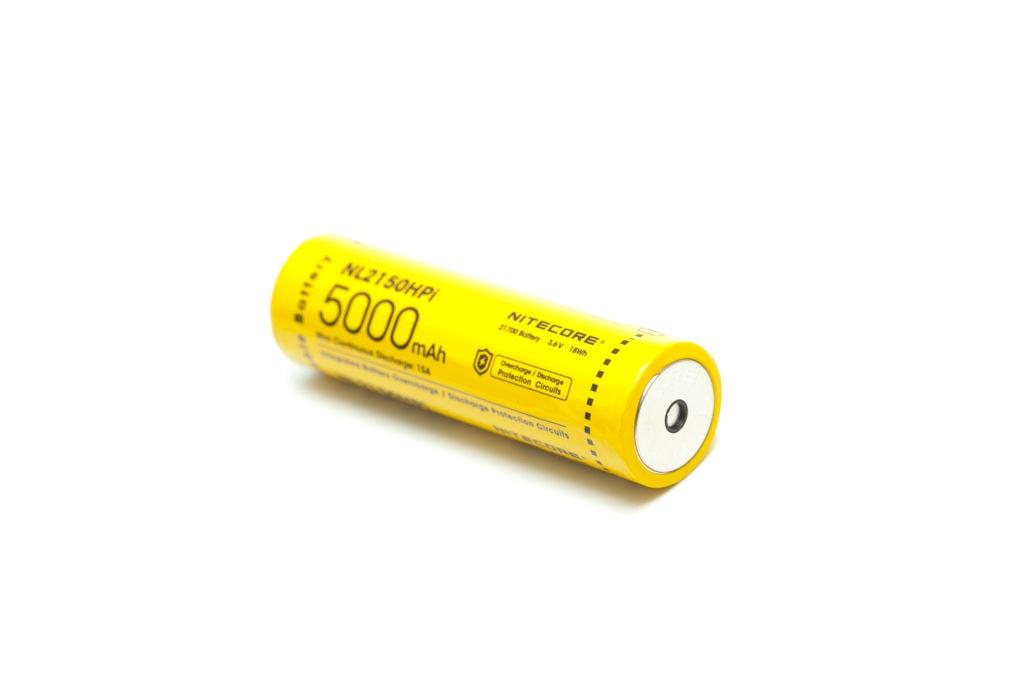 Nitecore NL2150HPi 5000mAh battery