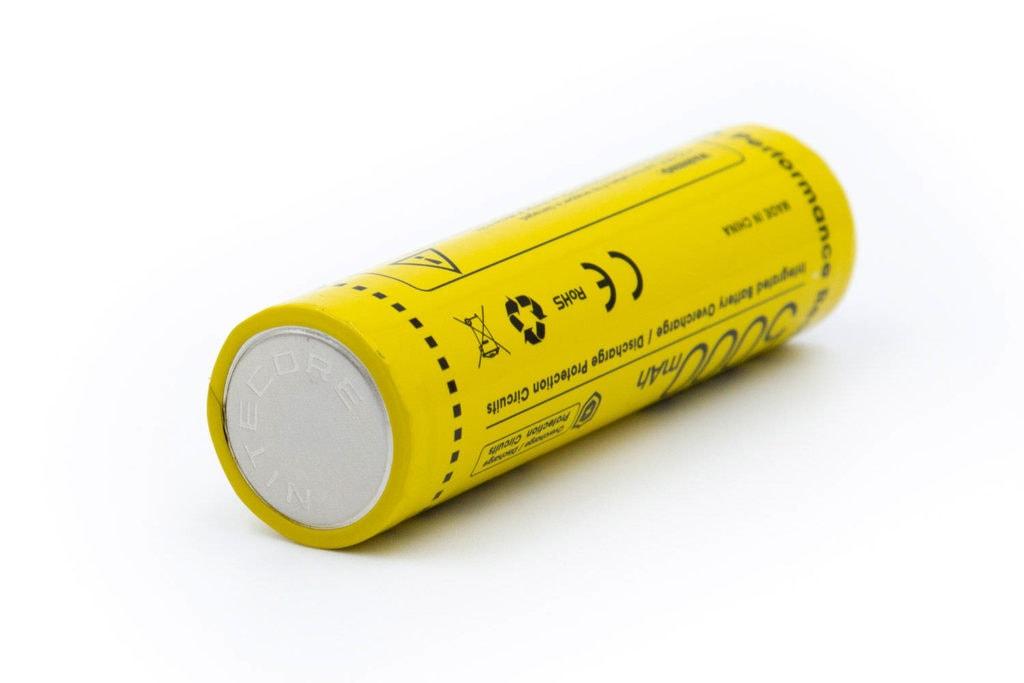 Nitecore NL2150 battery 5000mAh