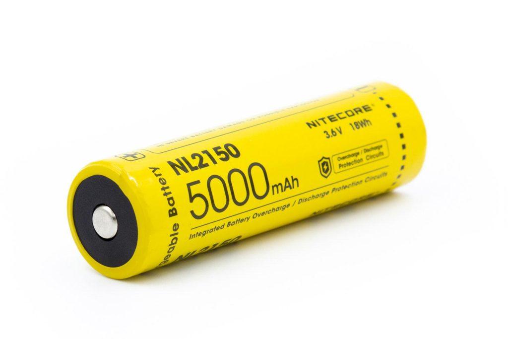 nitecore NL2150 battery