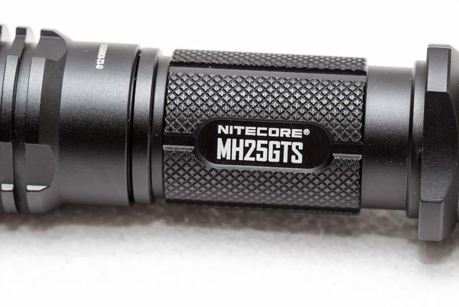 Nitecore MH25GTS review, 1800 lumens XHP35-HD | 1Lumen Reviews