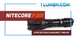 Nitecore P20i review image