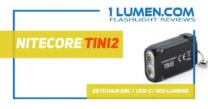 nitecore tini2 review