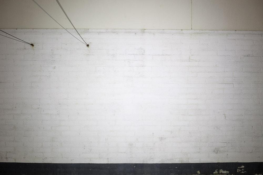 Nitecore Tini2 on wall