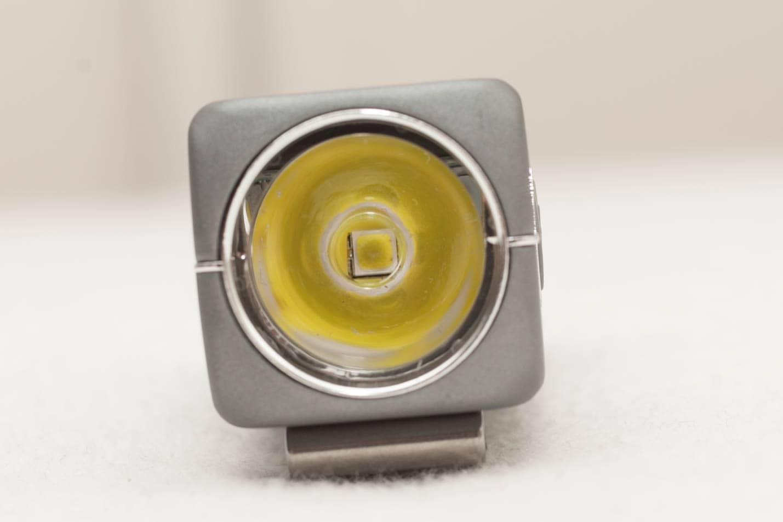 XP-L LED not centered in TIR optic
