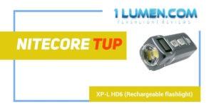 nitecore-tup-review