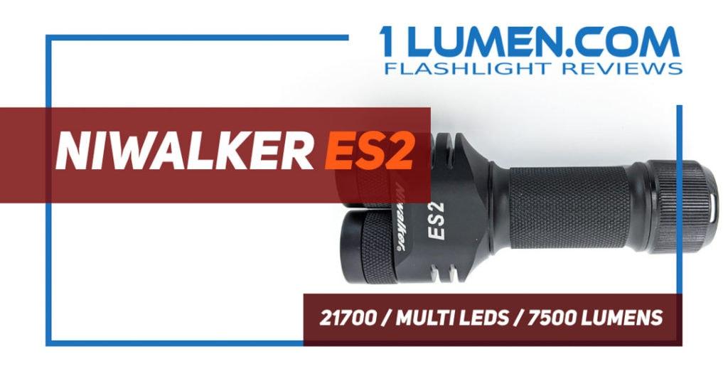 Niwalker ES2 review