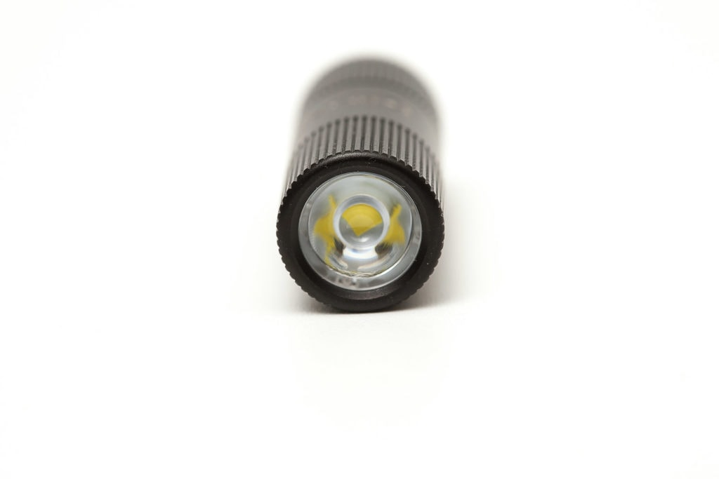 front view of Olight i1R 2 eos