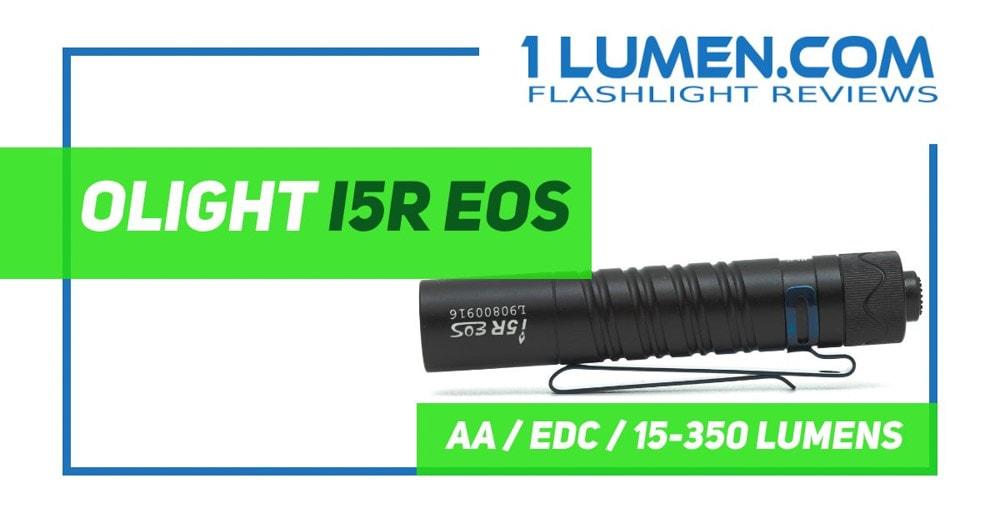 Olight i5R EOS review