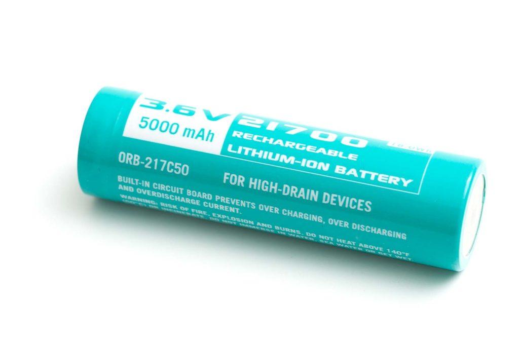 olight 21700 battery