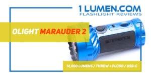Olight Marauder 2 review