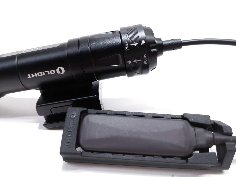 remote switch closeup