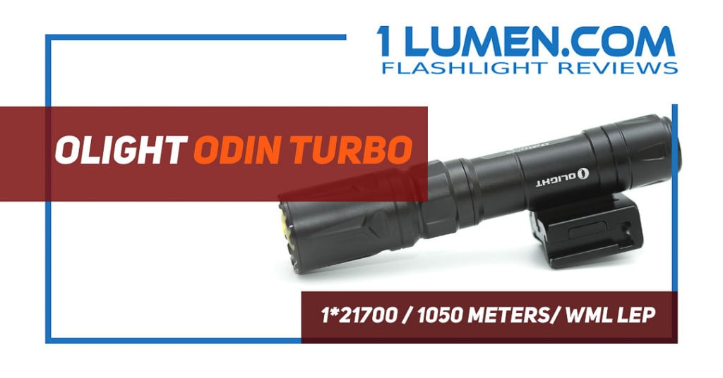 Olight Odin Turbo review