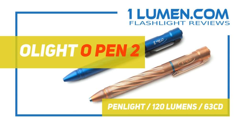 Olight O pen review