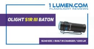 Olight Baton 3 review