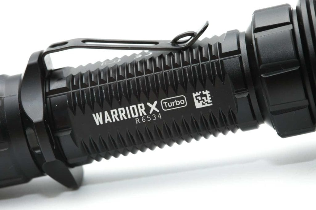 Olight Warrior X Turbo brand
