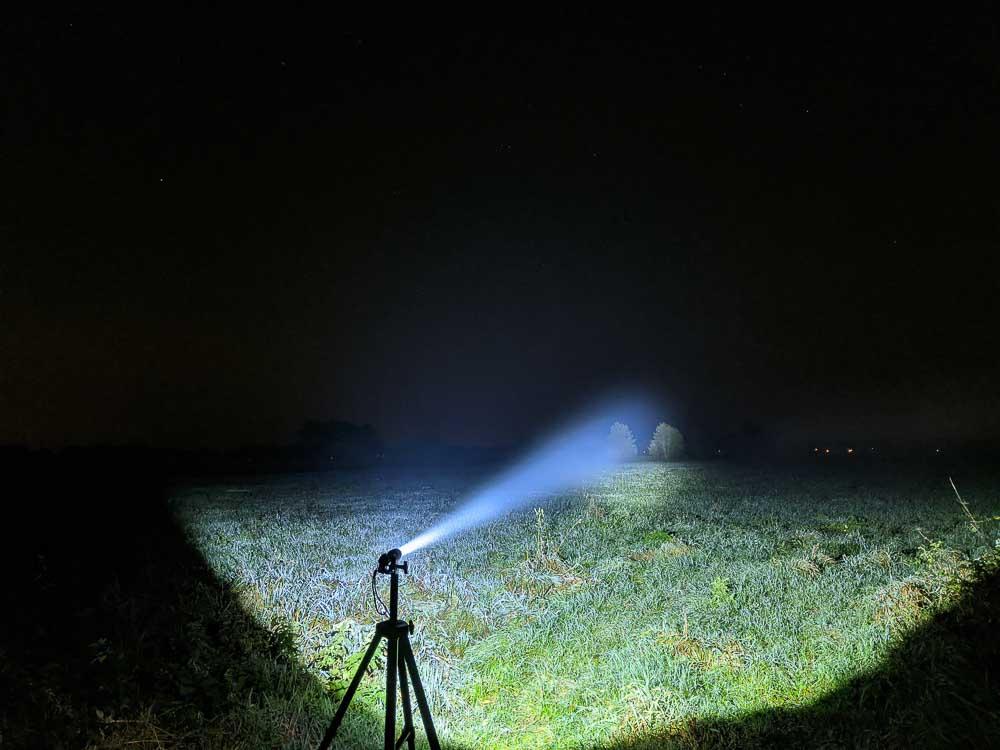 Noctigon KR1 beam