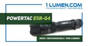 PowerTac E5R G4 review