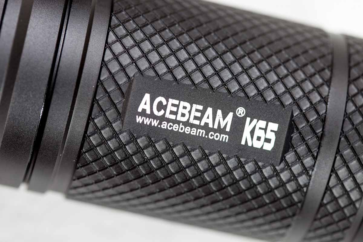 Acebeam engravement