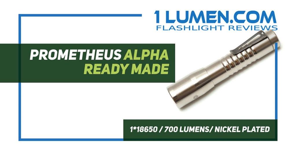 Prometheus Alpha review