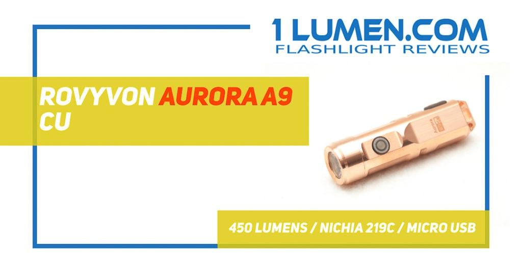 RovyVon Aurora a9 review