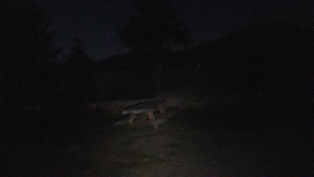 outdoor beam shot