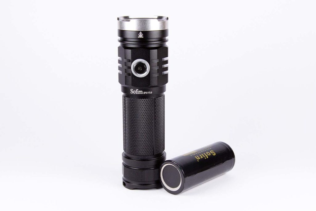 Sofirn SP33 v3 with battery