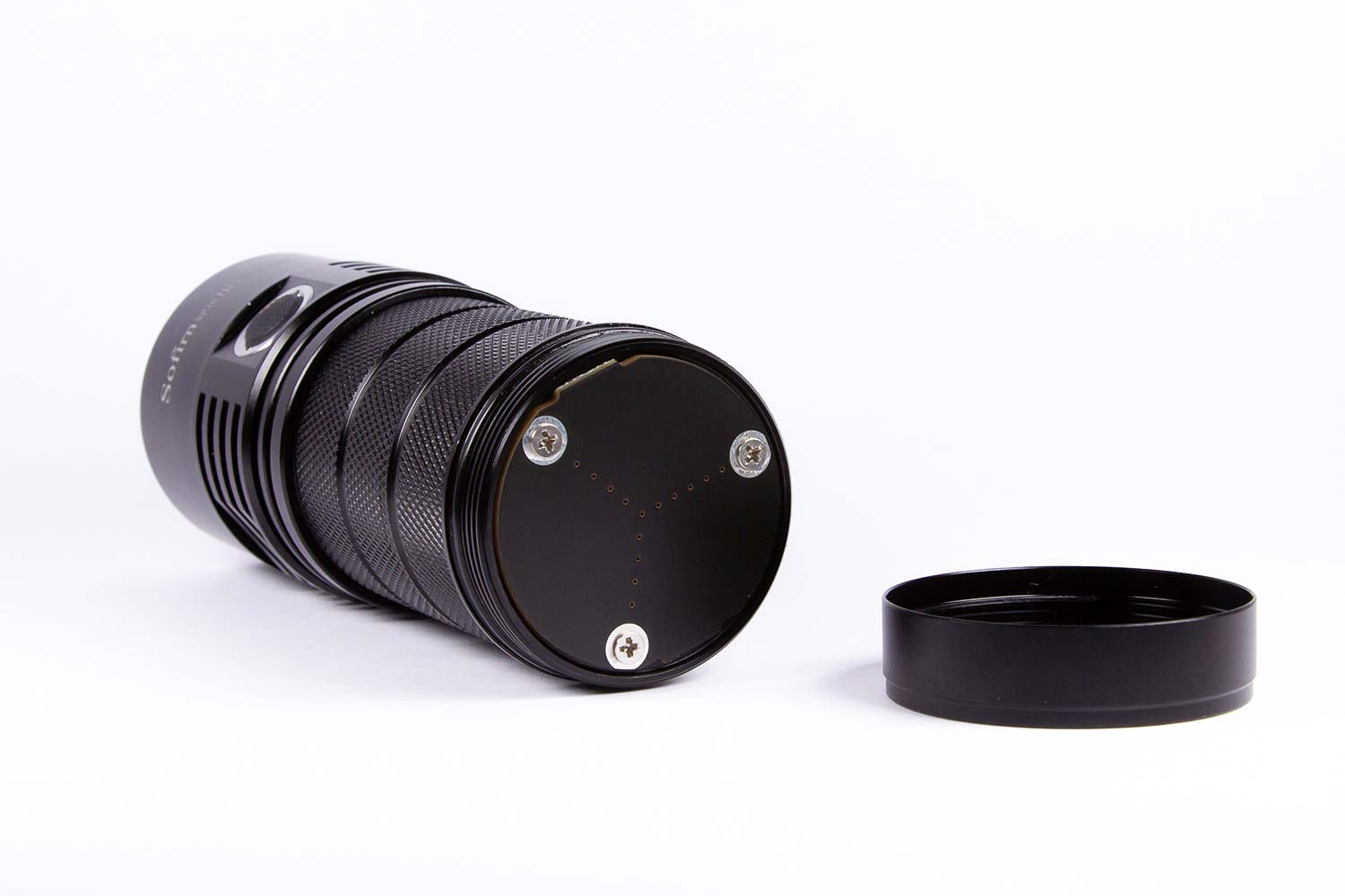 Sofirn SP36 tailcap