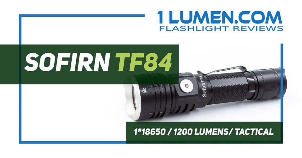 Sofirn TF84 review