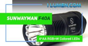 sunwayman-f40a