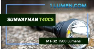 sunwayman-t45cs-review