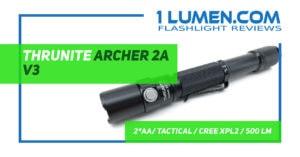 Thrunite Archer 2A v3 review