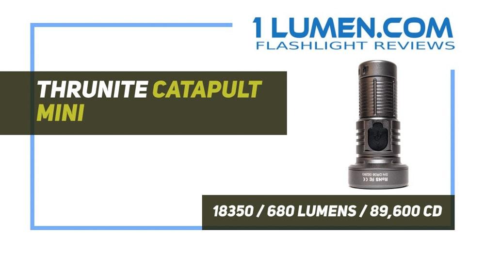 Thrunite Catapult Mini review