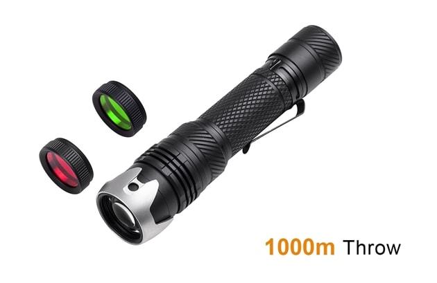 acebeam w10 flashlight