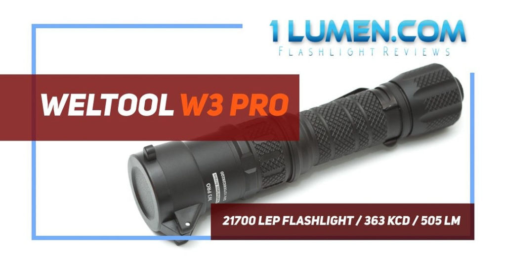 Weltool W3 PRO review image
