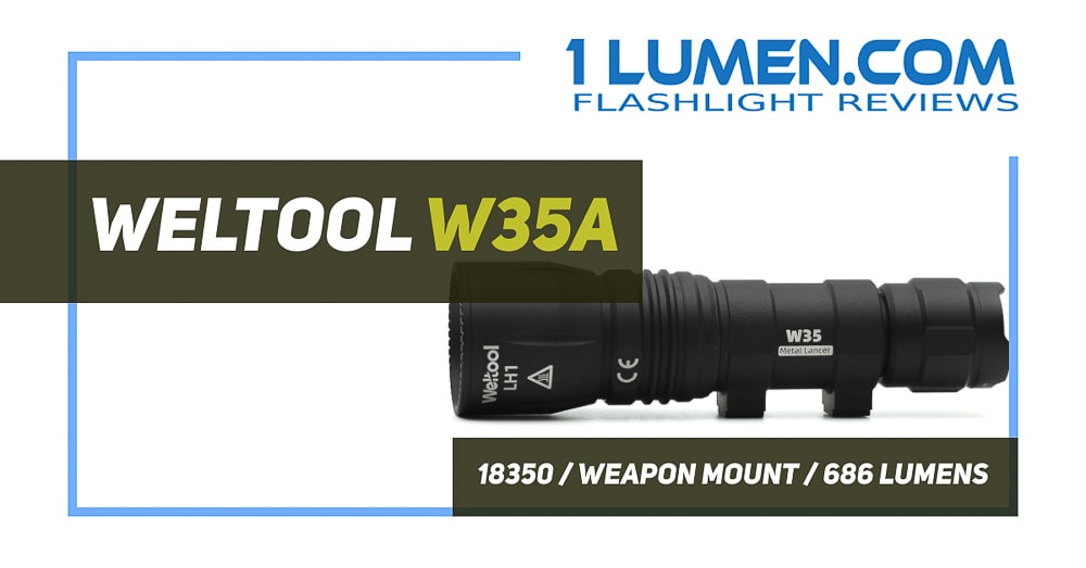 Weltool W35A review