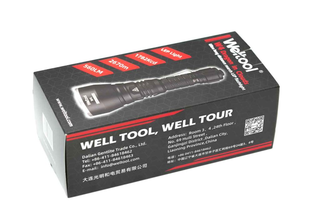 Weltool W4 box