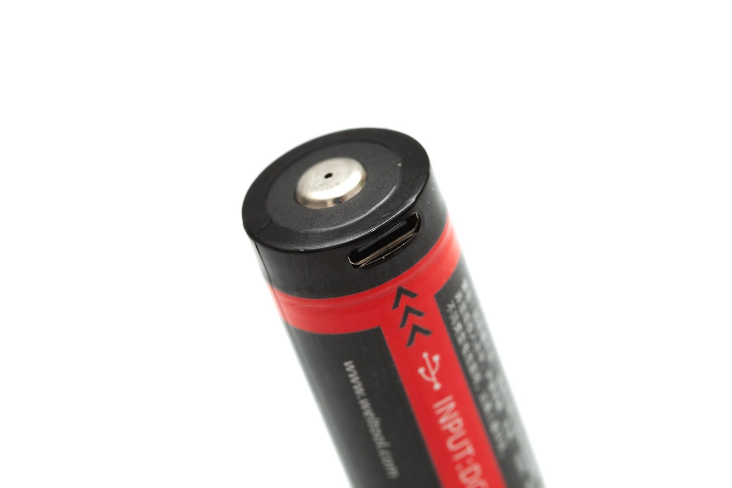Weltool battery charge port