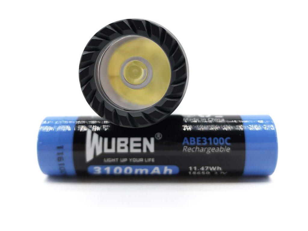 Wuben E12R TIR optic