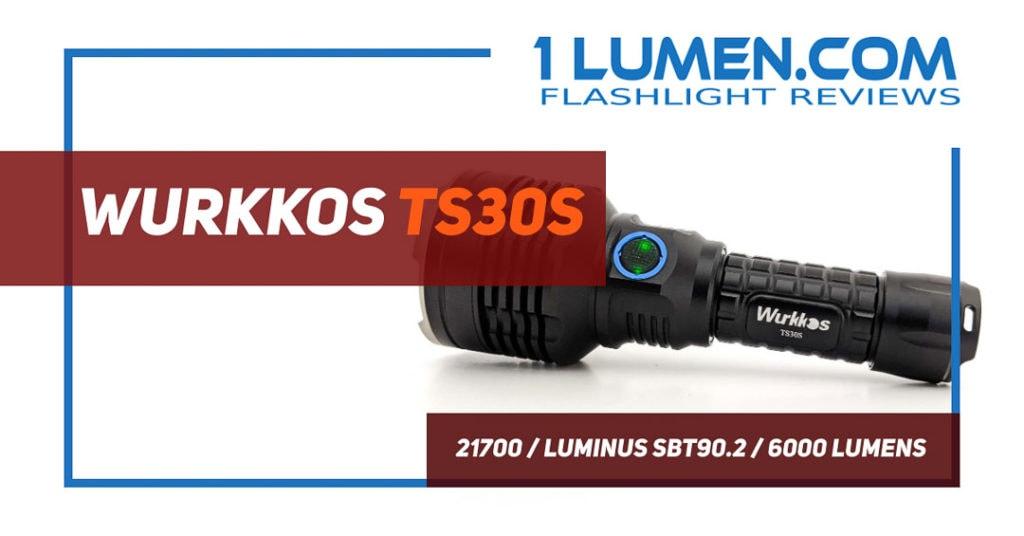 Wurkkos TS30S review